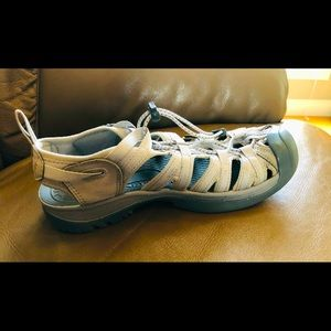 Keen Women's 9.5, Whisper Sport Sandal, EUC